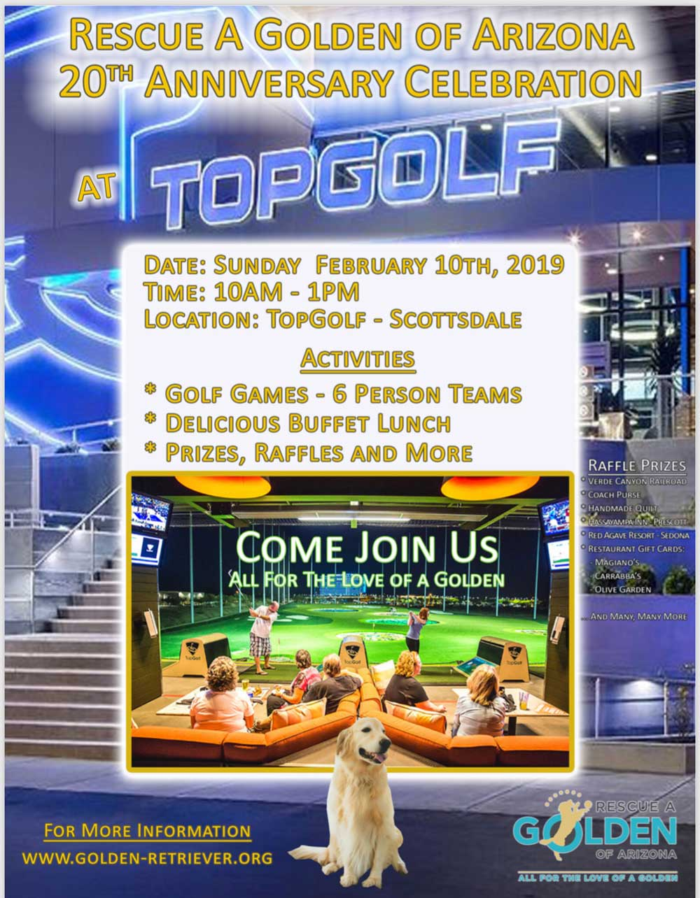 TopGolf flyer