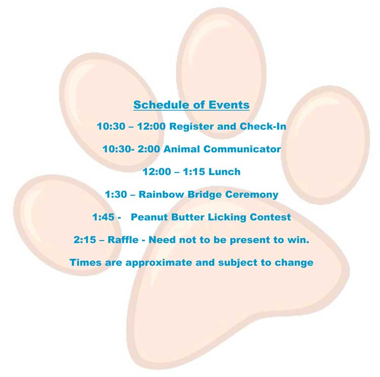 Bark in the Park Tucson 2019 Sched of Events1