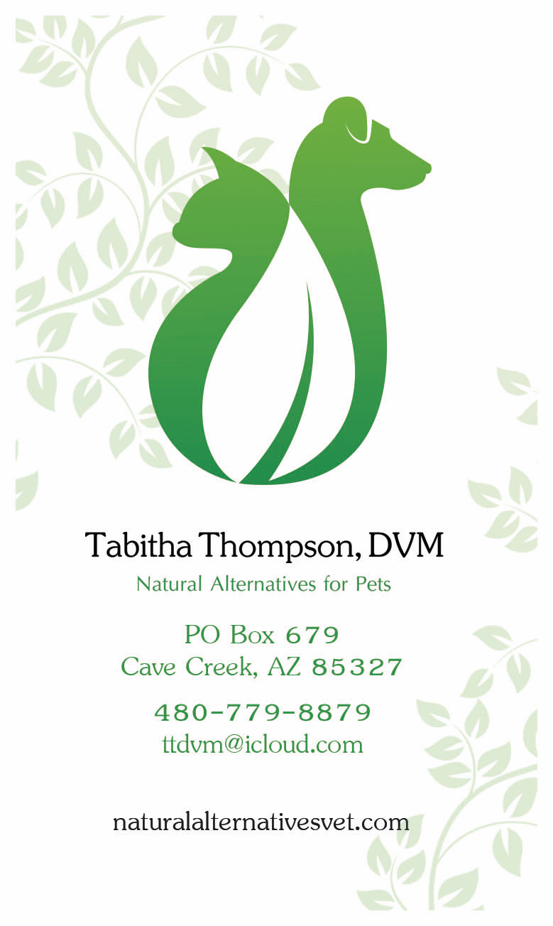 Tabitha Thompson DVM natural