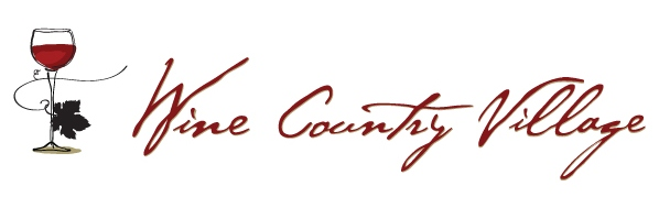 WineCountryVillage Logo revisions